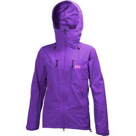 Helly Hansen W's Odin Vertical Jacket Sunburned Purple